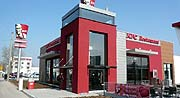KFC Kentucky Fried Chicken Restaurant, Stuttgart, Ulmer Str. 205
