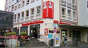 KFC Kentucky Fried Chicken Restaurant, Würzburg, Theaterstr 1-3