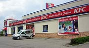 KFC Kentucky Fried Chicken Restaurant in Essen, Ernestinenstr. 155